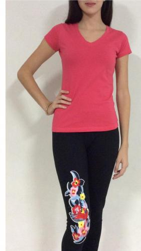 Camiseta y Leggings